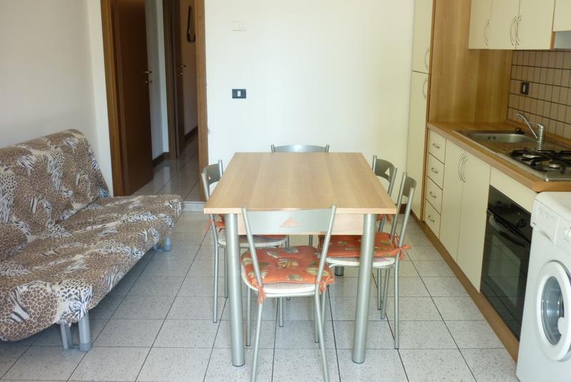 SAGITTARIO 2 - Appartamento piano terra fronte mare al Lido di Spina